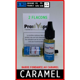 2X CARAMEL 6 mg