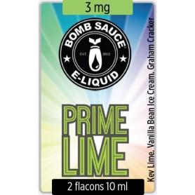 2X PRIME LIME 3 mg