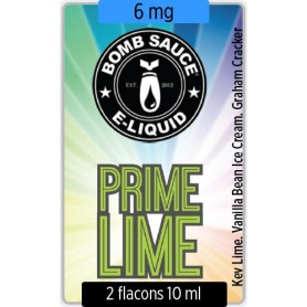 2X PRIME LIME 6 mg