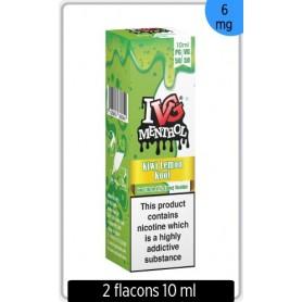2X MENTHOL KIWI C. 6 mg